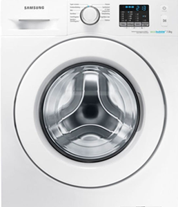 Order parts Samsung Washing machine